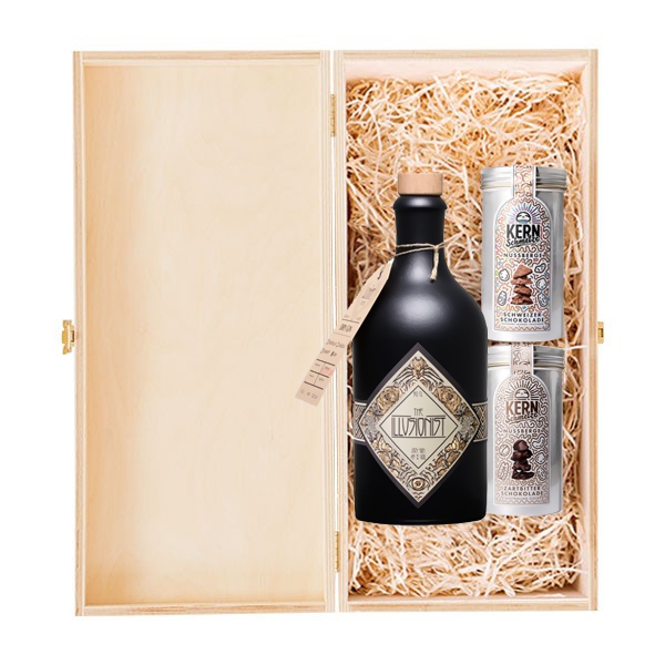 Holzbox Ostern Gin